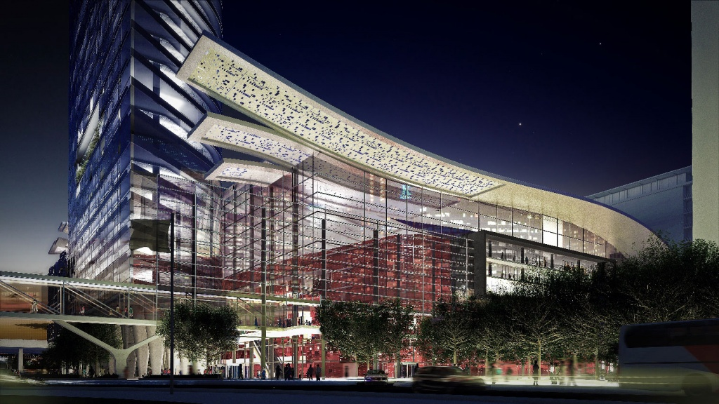 Top Architects To Lead Expansion Of Cticc Design Indaba