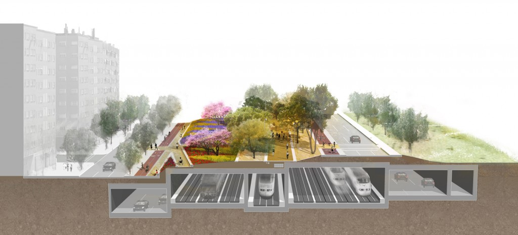 Linear park design indaba for Linear architecture design