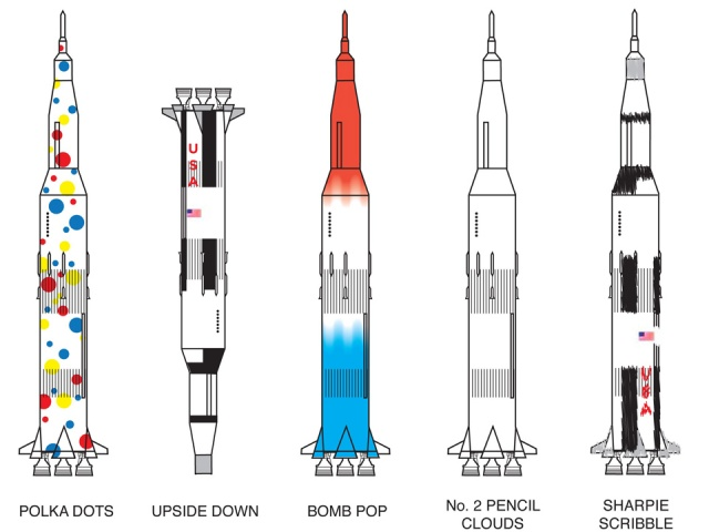 NASA Rocket Names and Designs (page 5) - Pics about space