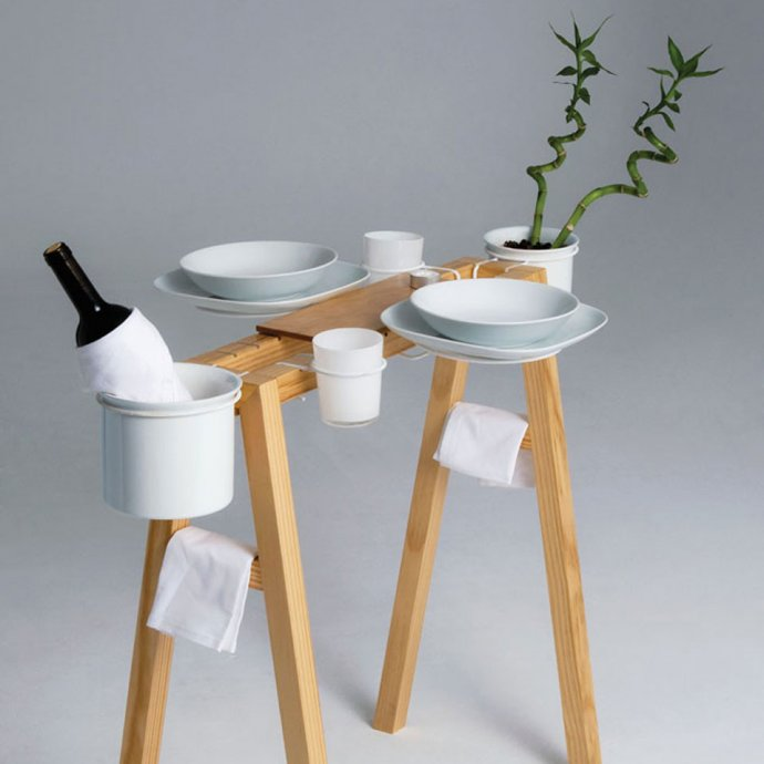 Sweet and simple design indaba - Small space dining table solutions model ...