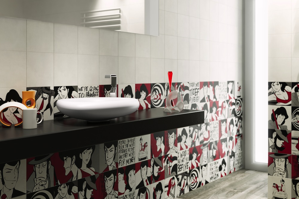 Ceramic wall tiles designs