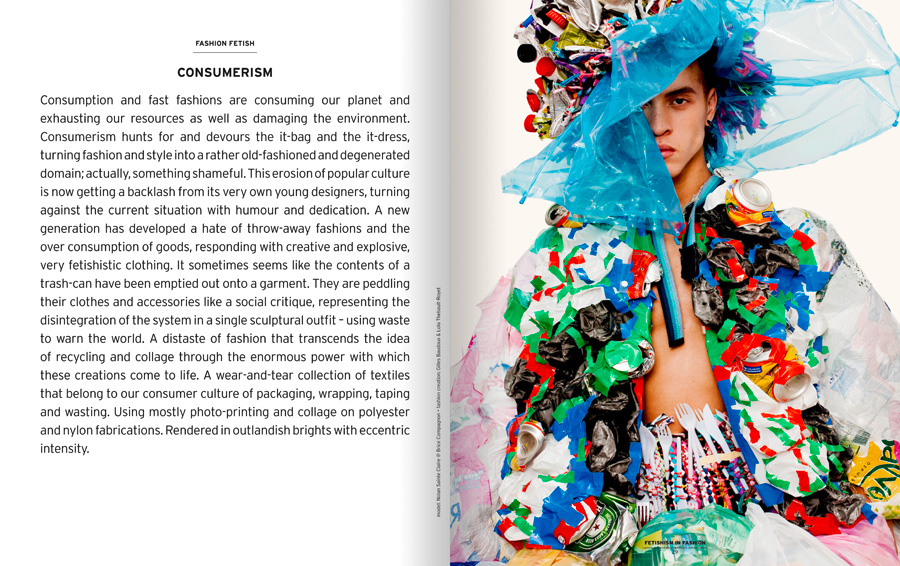fetishism in fashion design indaba