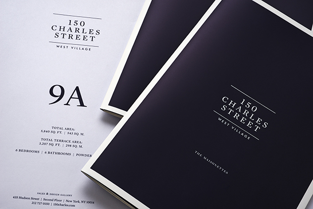 Upmarket Property Development Brochures : Residing luxury design indaba