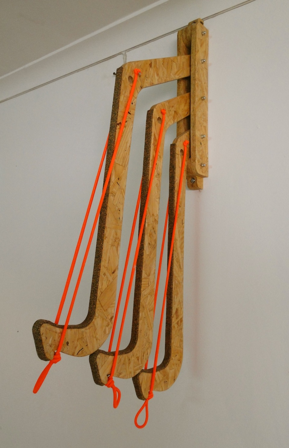 Jabba Surfboard Rack, Jasper Eales Originals