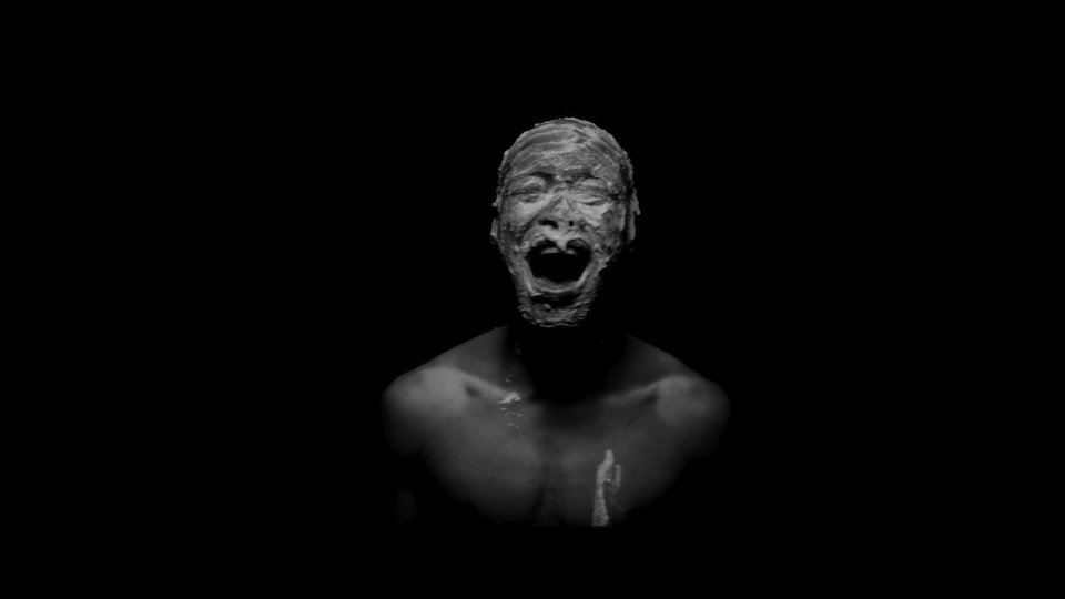 The official video for Nakhane Touré's song Fog, directed by Mark Middlewick