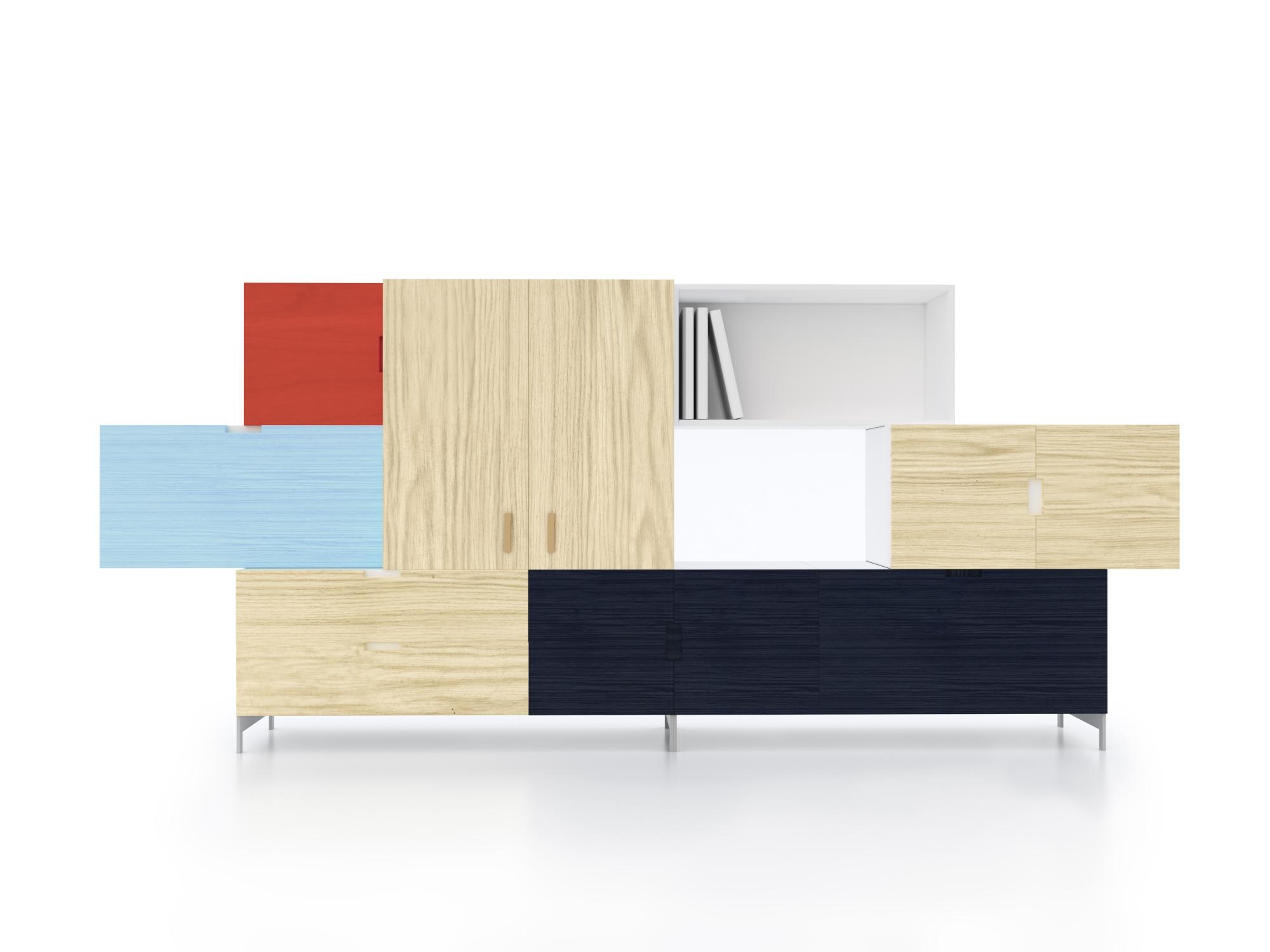 tetris furniture multifunctional furniture trio design indaba