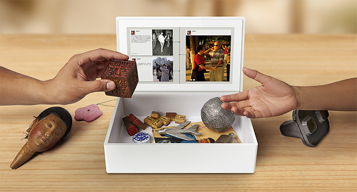IDEO Designs on Aging: The Storybox.