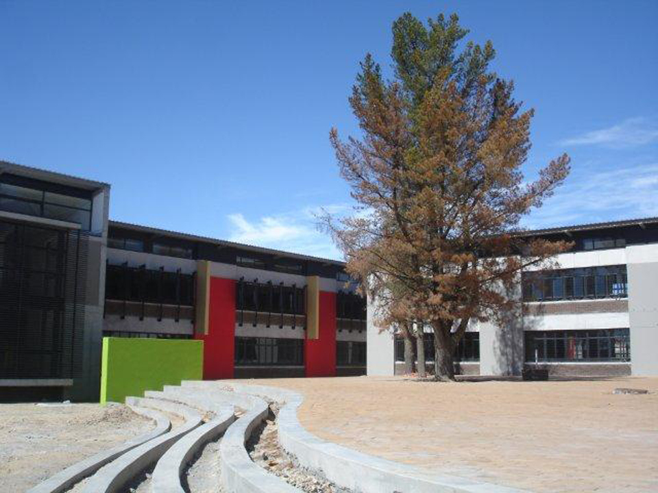 Classroom of Hope by Emerging Architecture.