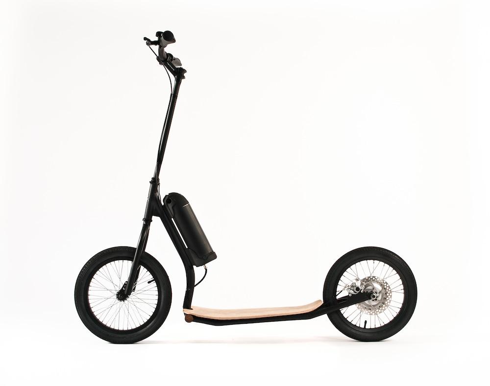 Watt Scooter Design Indaba