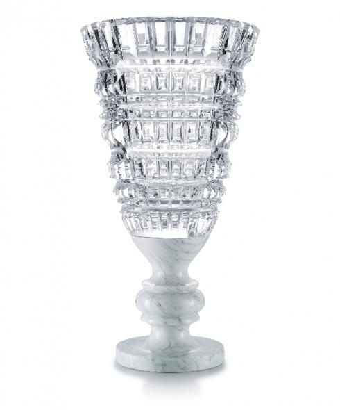 Baccarat vase by Marcel Wanders