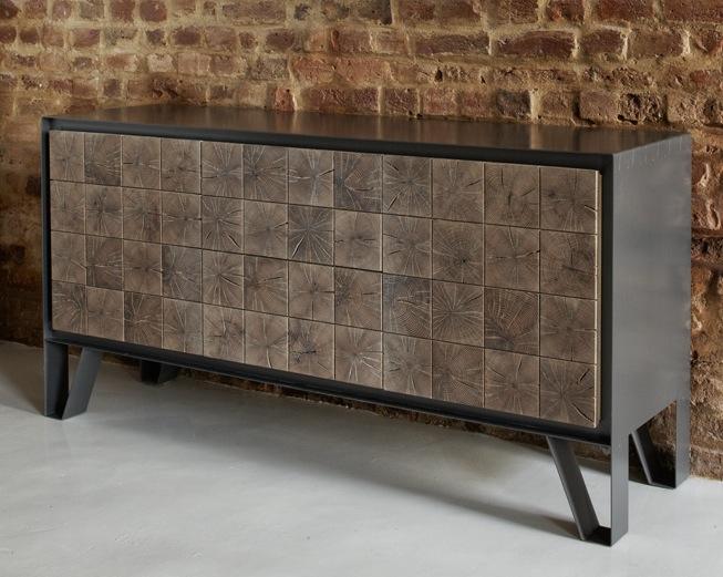 Instomi Metal Sideboard By Meyer Von Wielligh Design Indaba