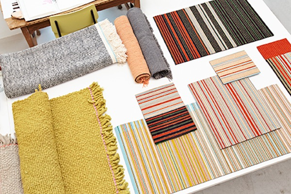 cork felt rugs by hella jongerius design indaba. Black Bedroom Furniture Sets. Home Design Ideas