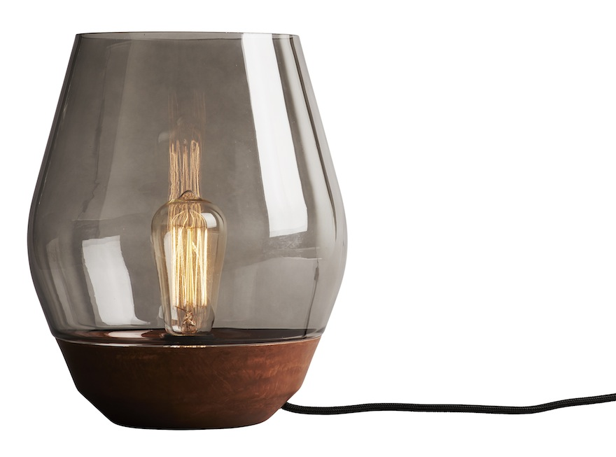 Bowl table lamp by new works design indaba aloadofball Image collections