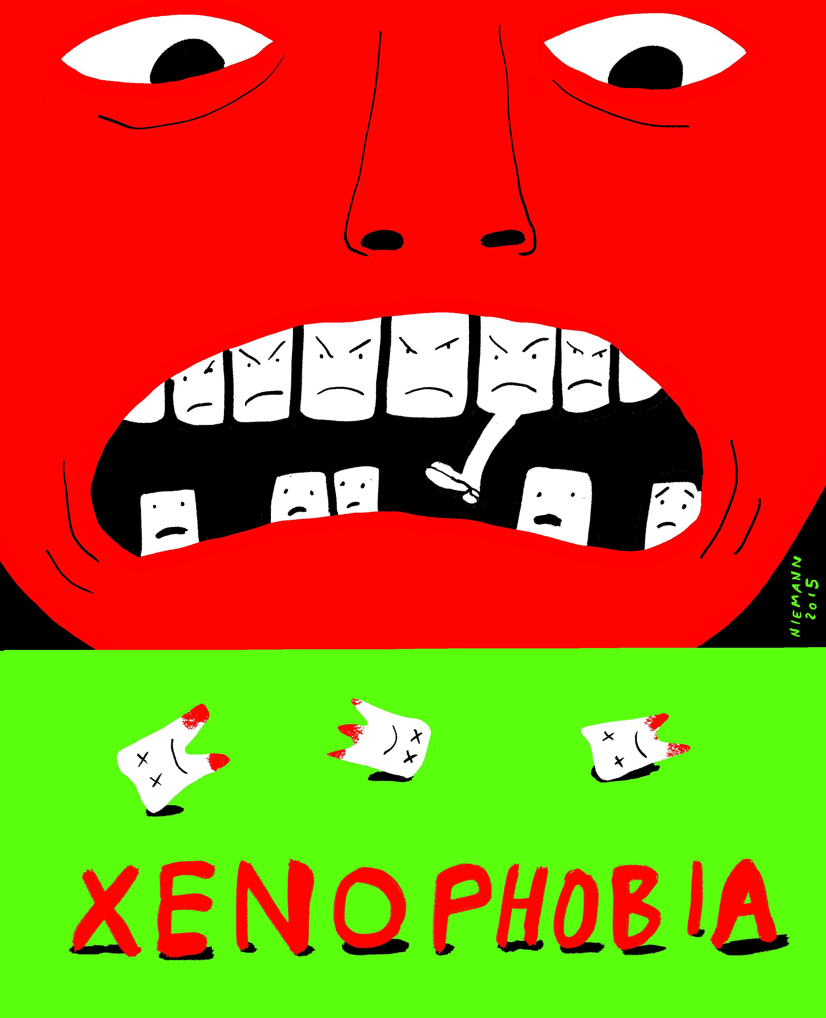 Xenophobia How xenophobic attacks...