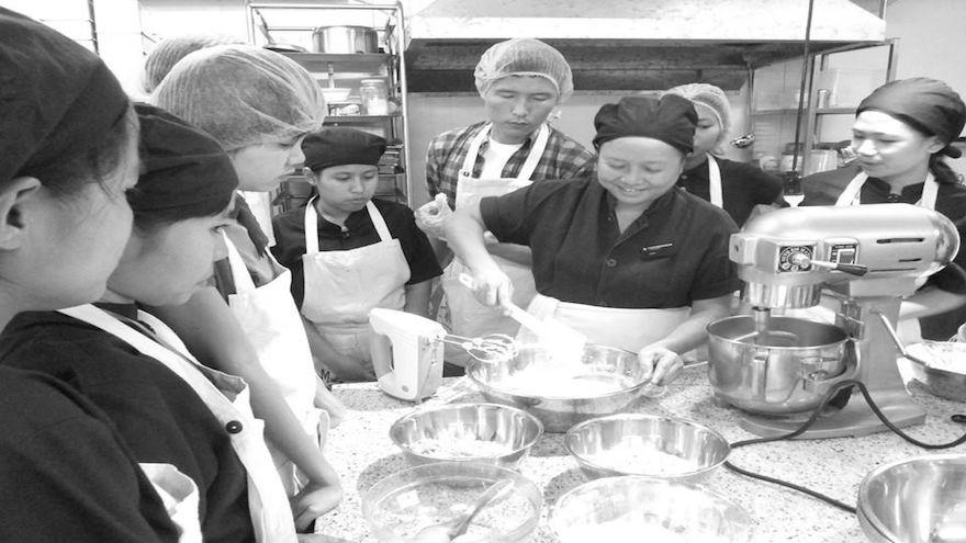 Yangon Bakehouse Upskills Myanmese Women To Start Their Own Businesses Design Indaba