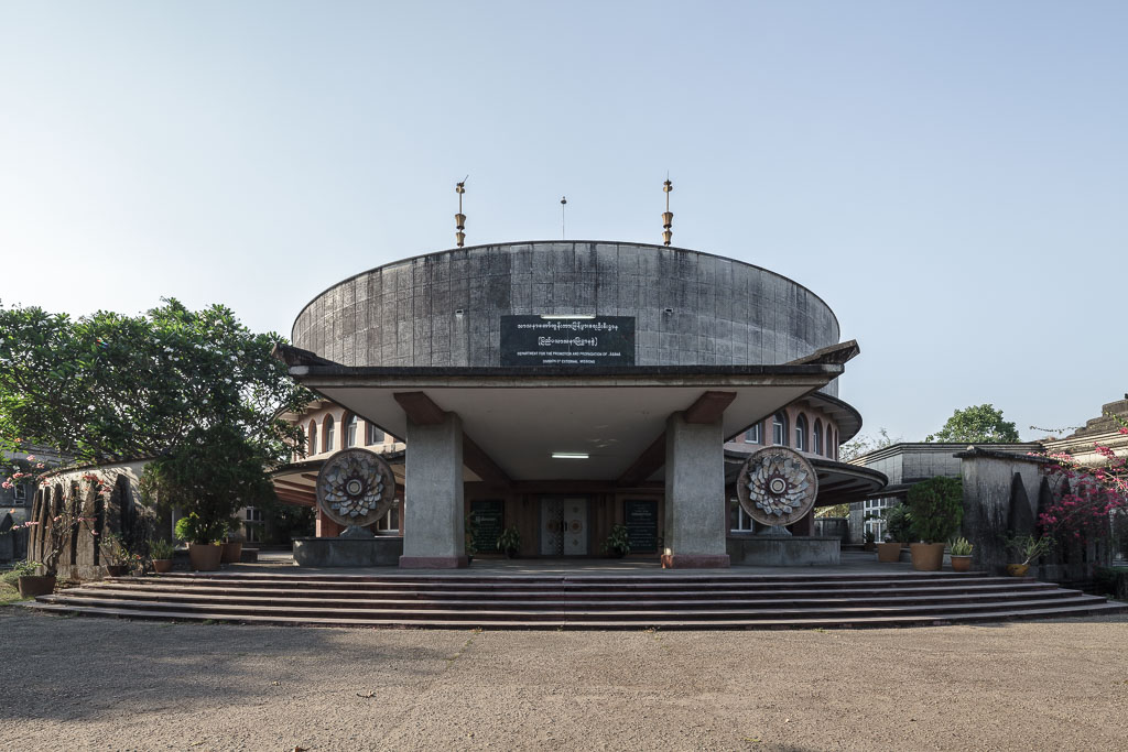 The Unknown Modernist Gems Of Myanmar 39 S Architecture
