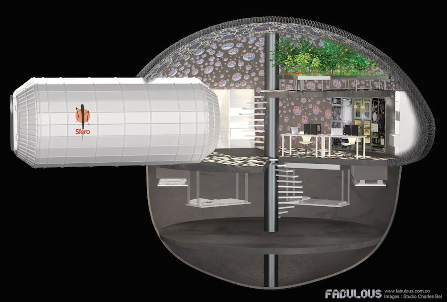 Home Sweet Home On Mars Design Indaba