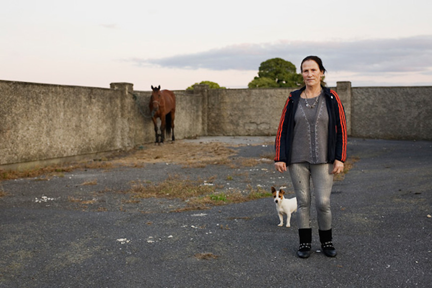 The Travellers Ireland S Nomads Struggle To Find A Place