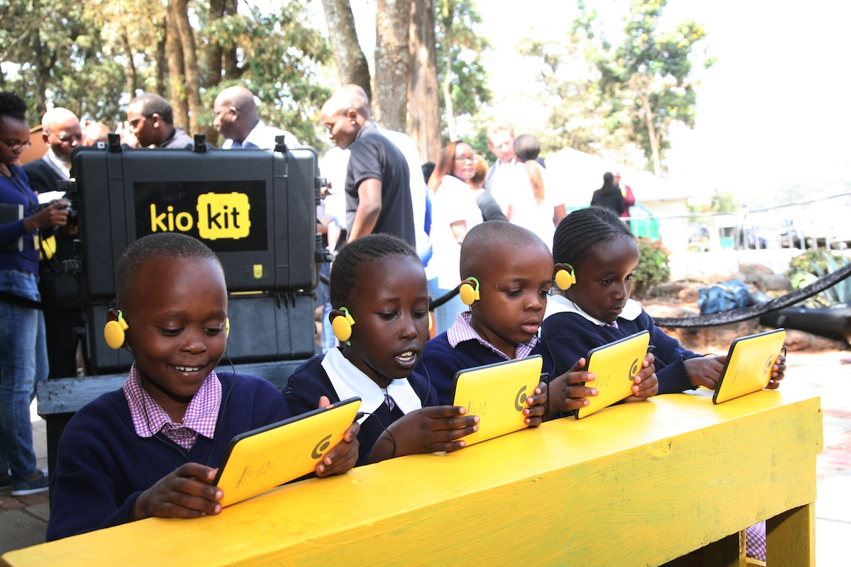 A New Rugged Tablet Is Transforming Kenya S Schools