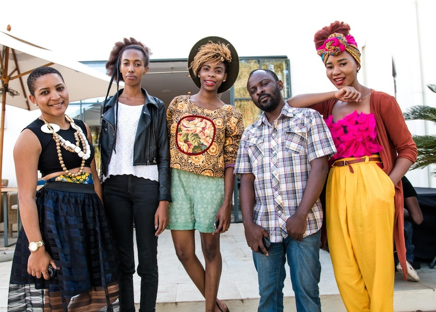 Eco Friendly Designs Come To The National Museum Of African Art In Earth Matters Fashion