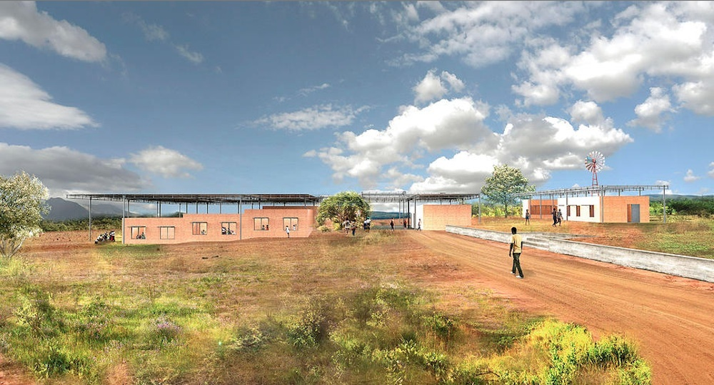 Selldorf architects has been chosen to design a non profit for Architecture firms in zambia