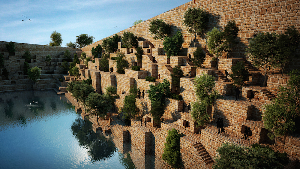 Sanjay puri architects take home world architecture for Landscape architects in india