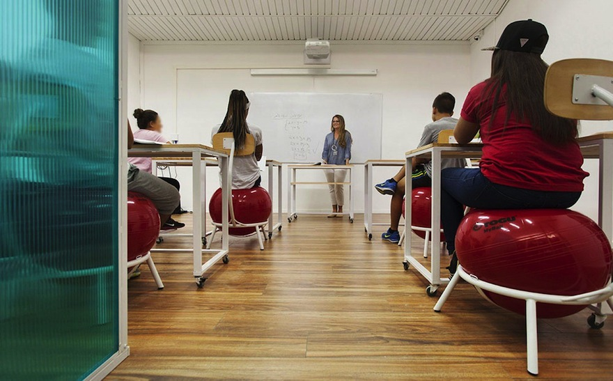 Classroom Design For Disabled Students ~ These classrooms are designed to help children with adhd