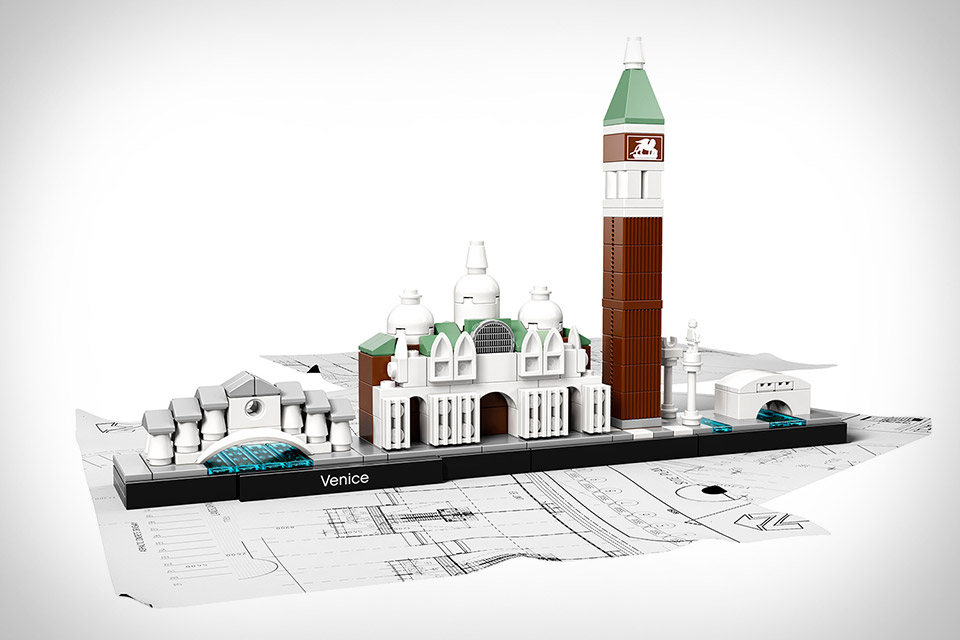 Build the world's most iconic skylines with Lego | Design ...