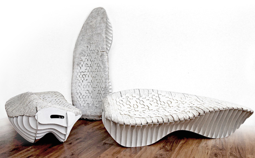 Researchers Pursue Biologically Produced Furniture