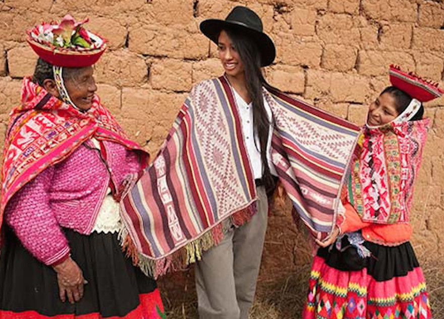 Threads Of Peru Shines A Spotlight On Traditional Quechua