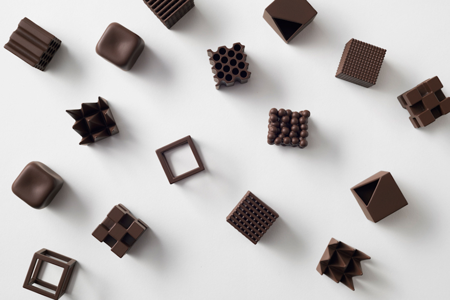 Nendo's distinctive chocolates are a journey into shape, taste and texture  | Design Indaba