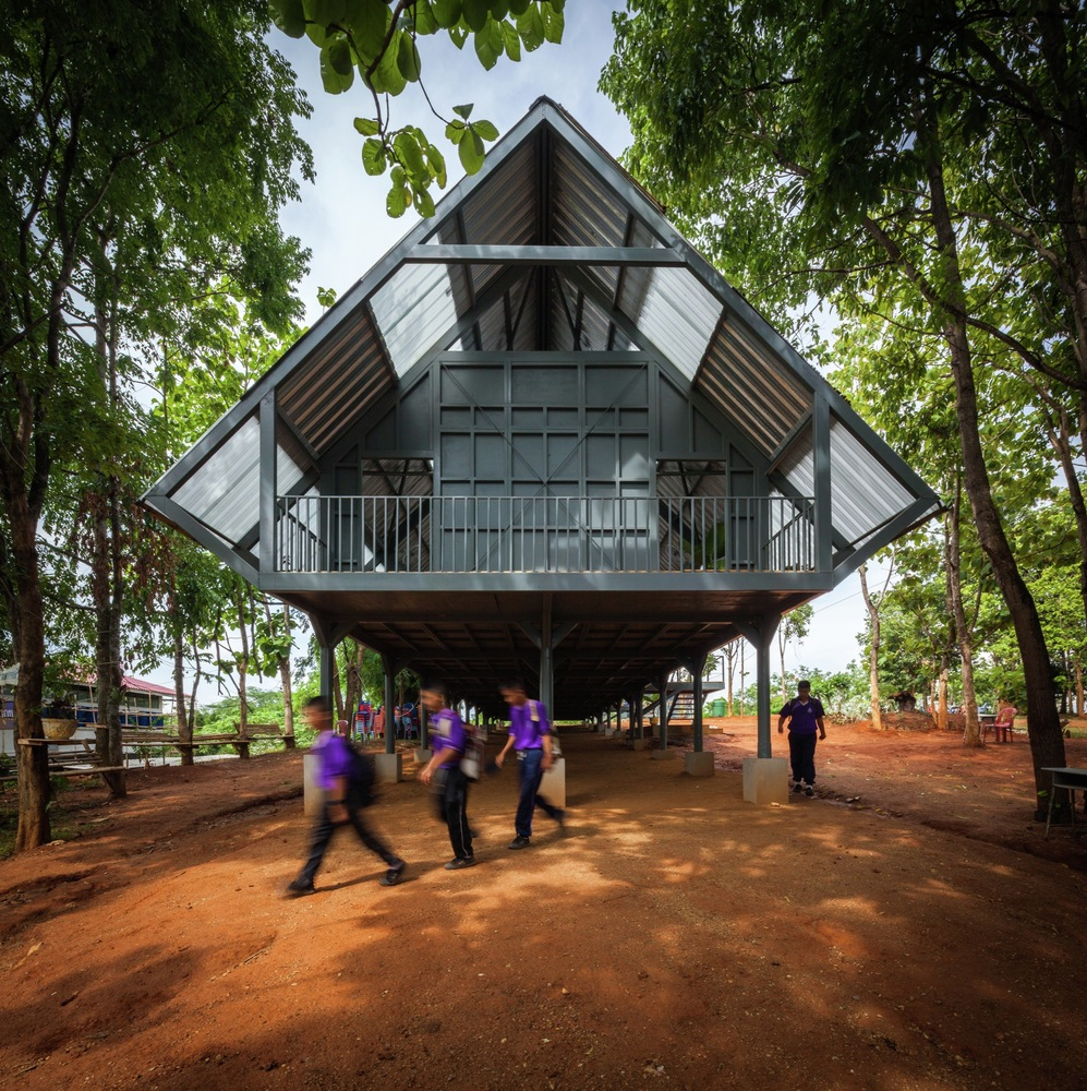 Thai Architects Develop A Building Typology For Disaster