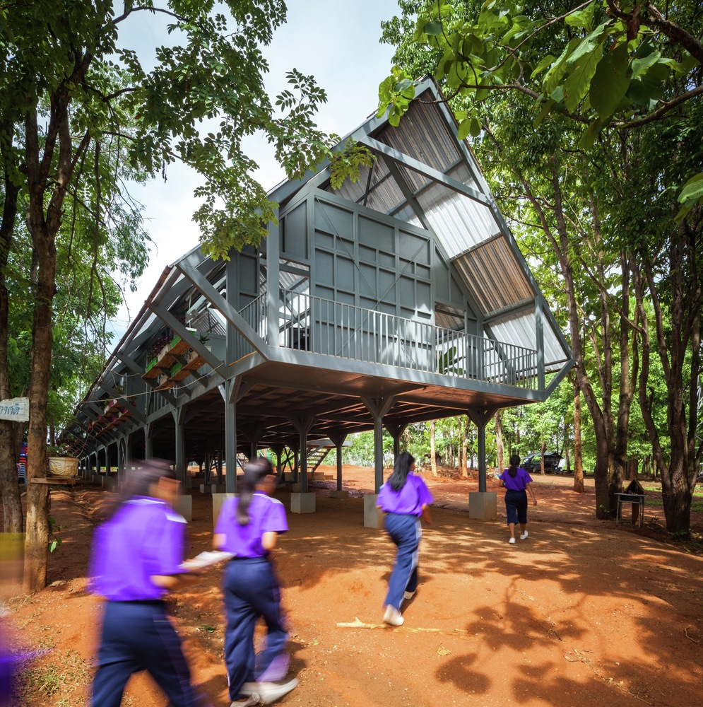 Thailand Architecture: Thai Architects Develop A Building Typology For Disaster