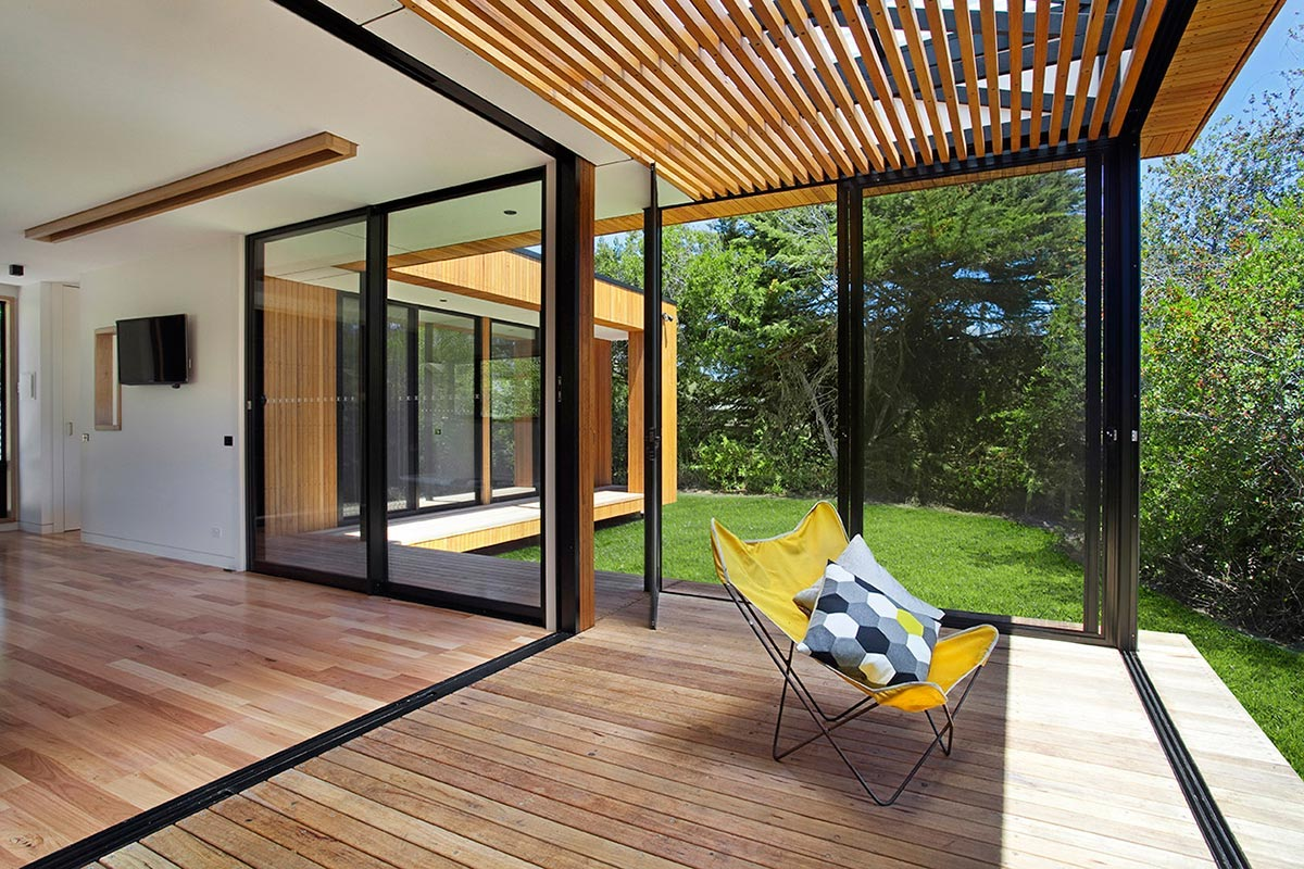 Modular homes that have a positive impact on their owners for Architectural modular homes