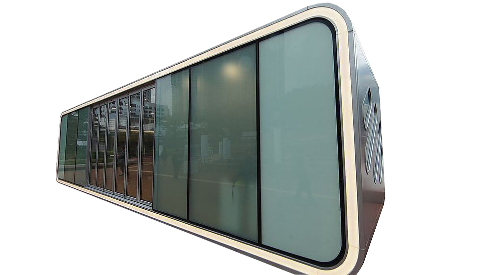 Futuristic Pod Like Dwellings At An Affordable Price