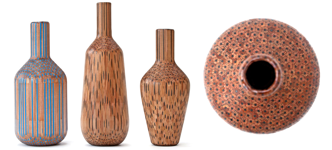 Tuomas Markunpoika's Amalgamated Vases