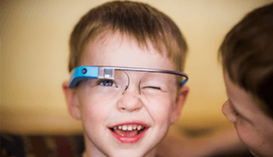 Smart Glasses Help Kids With Autism Recognise Facial Expressions And Emotions Design Indaba