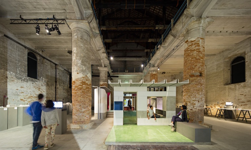 Full Fill Homes at Venice Biennale
