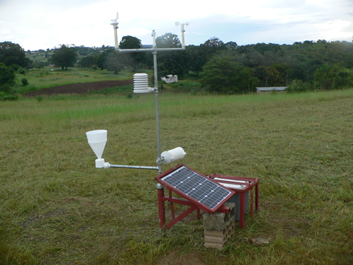 NCAR's low-cost weather station