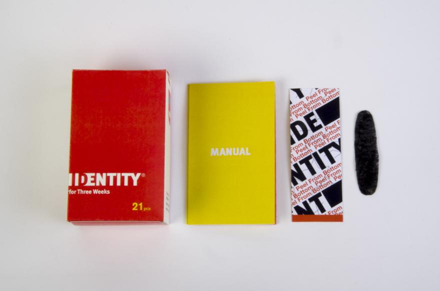 Identity by Mian Wei