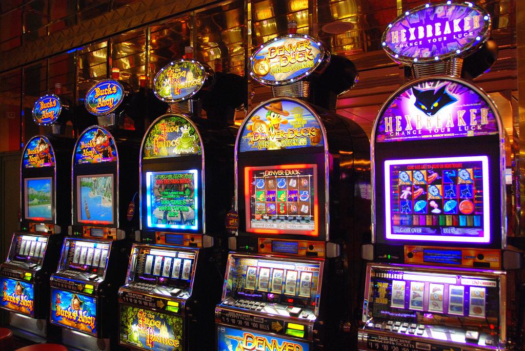 Gambling slot machines secrets to gambling