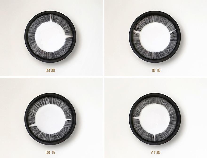 Lash Clock