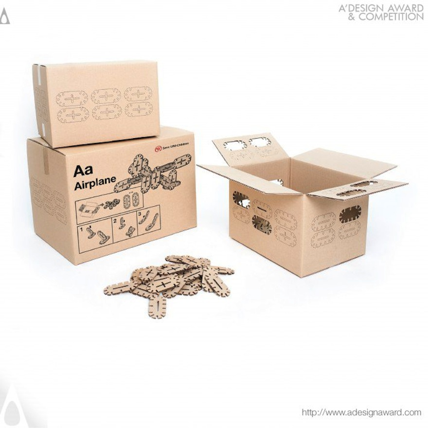 ToyBox Construction Toy by James Self