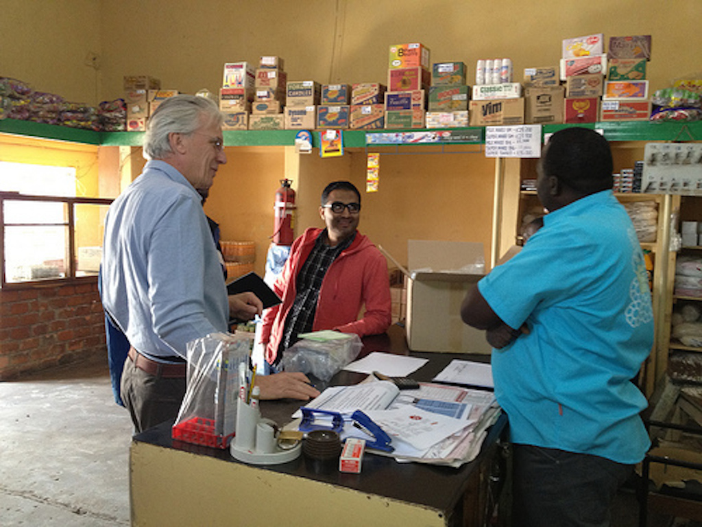 On transforming diarrhoea treatment in zambia with a for Architecture firms in zambia