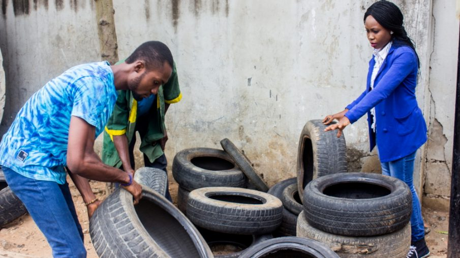Pearl Recycling Is Turning Nigeria S Discarded Waste Into
