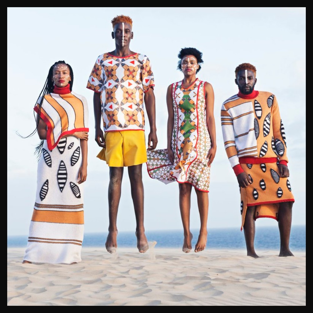 Meet The Future Of South African Fashion