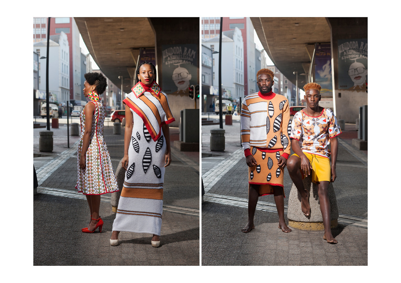 Xhosa Culture, Heritage, Colour Inspires Thandazani