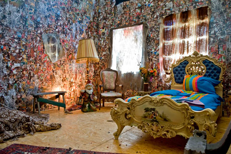 Europe 39 s trashiest hotel design indaba for Decoration from waste