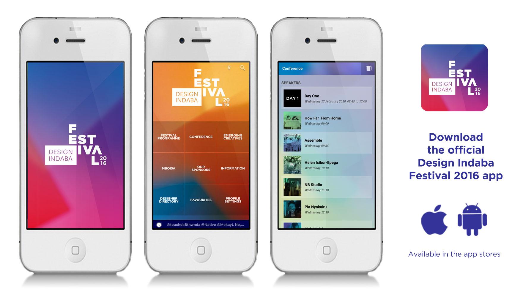 Design indaba festival app design indaba for Home addition design app