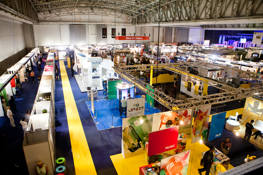 Exhibition Stand Rates : Design indaba expo rates